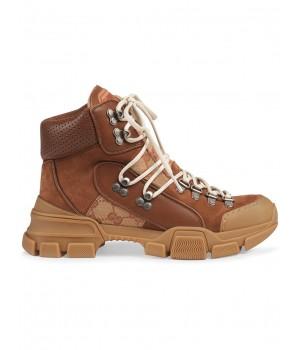 треккинговые ботинки с...